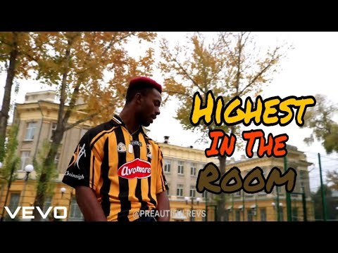 TRAVIS SCOTT -  HIGHEST IN THE ROOM