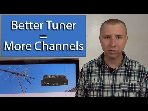 Get More OTA TV Channels with a Better Tuner