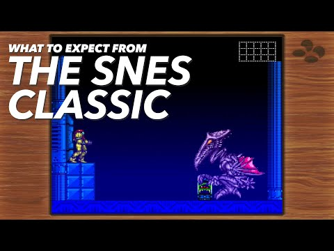 What To Expect From The SNES Classic