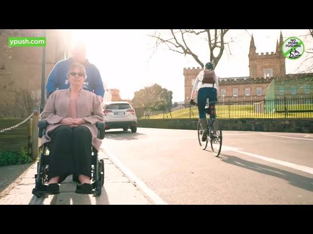 YPush Wheelchair Video