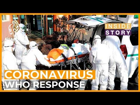 Is the WHO mishandling the coronavirus response?