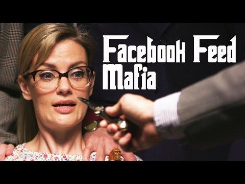 Algoritmus Facebooku je jako mafie