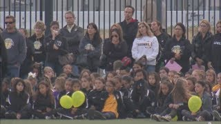 Hundreds of soccer players come out to remember coaches killed in fatal accident