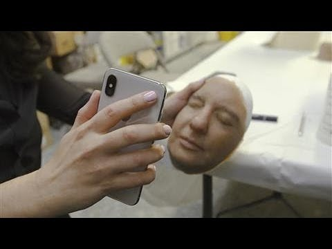 How Secure Is iPhone X's FaceID? Watch This Tech Columnist Try To Test And Hack The Device
