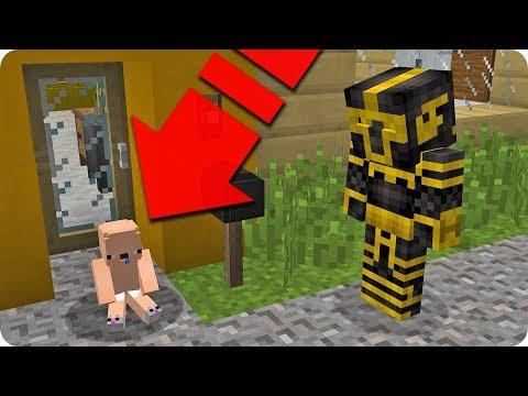 Massi Liga En La Escuela De Bebes Youtubers En Minecraft