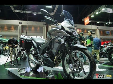 Kawasaki Versys X 250 Tourer