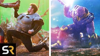 Behind The Scenes Secrets Disney Uses To Make Marvel Movies