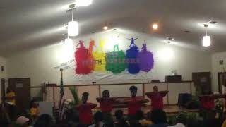 "2018 YOUTH EXPLOSION KHMBC (Sunbeams) perform ""We Livin'"" by Tina Campbell"