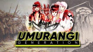 Umurangi Generation, Colonialism, UAPs, UFOs and Alien Invasion Stories