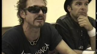Anti-Nowhere League - Interview by Stuart Newman