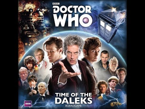 Dad vs Daughter - Doctor Who: Time of the Daleks