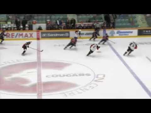 Austin Crossley vs. Luc Smith