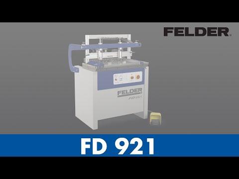 FD 921 – Taladradoras horizontales