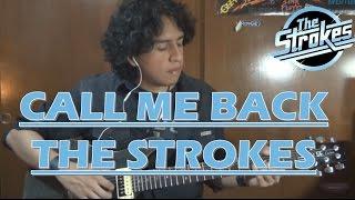 Call Me Back - The Strokes | COVER | Fabián Lukie