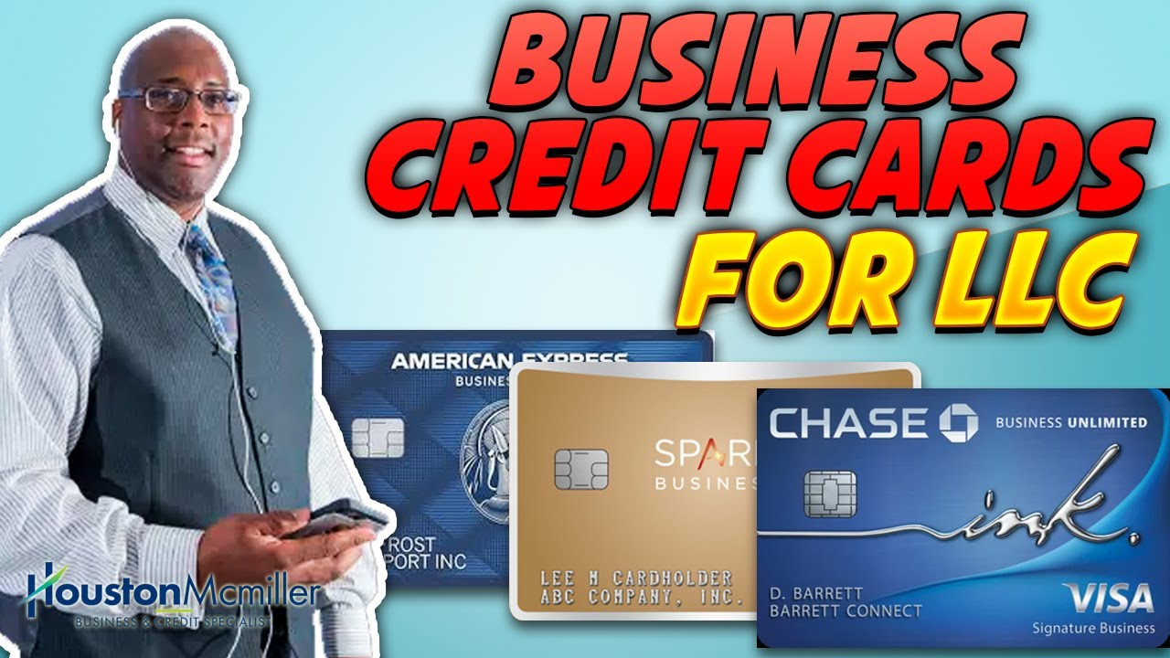 Finest Company Credit Cards For LLC To Develop Service Credit Quick 2021 thumbnail