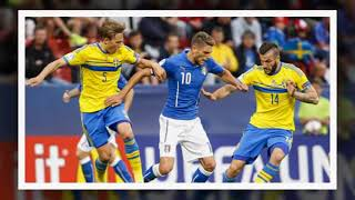 2018 FIFA World Cup qualifier: Italy face Sweden