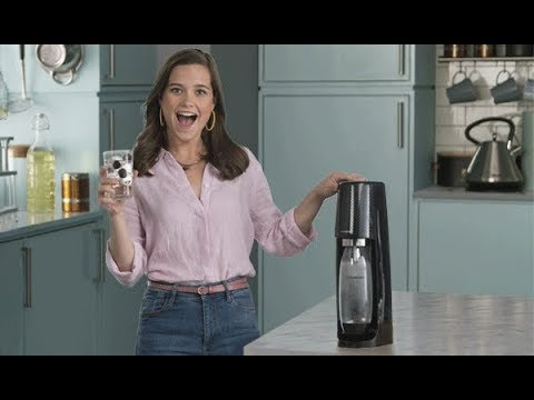 Make Sparkling Water Without The Waste at SodaStream.com