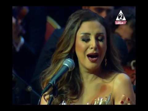 أنغام | أكتبلك تعهد - مهرجان الموسيقى العربية 2016