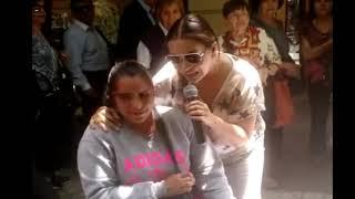 Miriam Hernandez Sorprende A Mujer No Vidente Que Canta Sus Canciones.