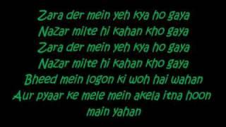 Dil Kyun Yeh Mera With Lyrics - Kites - YouTube