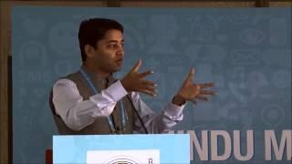 Hindu Media Conference@WHC 2014_Vikas Pandey