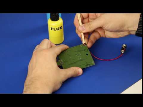 MENDA ESD Safe Wood Probe/Spudger | Avoid Damaging Electronics with Static Discharge