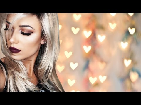 Fall Autumn Inspired Makeup Look Colors and Trends Victoria Lyn Beauty