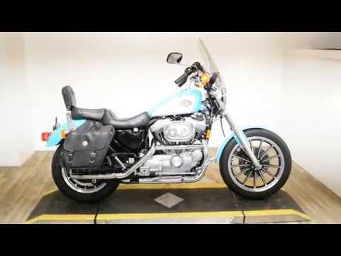 1997 Harley-Davidson Sportster XL1200 in Wauconda, Illinois