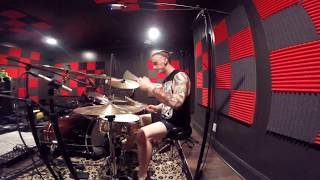 "311 - ""Transistor"" Drum Cover by Patrick Moseley"