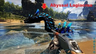 ARK: The Center #20 - Bắt được Rồng biển Abyssal Lagiacrus và Quái thú 2 đầu Chimera