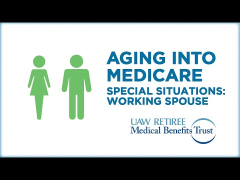 Medicare & Working Spouse