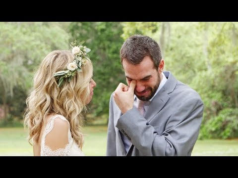 Bride Writes Letter To Future Husband, Meets Him Months Later   Maggie Sottero   Dock House Digital