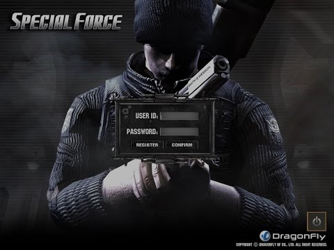Video How to create account in PSF Special Force Playpark Philippines
