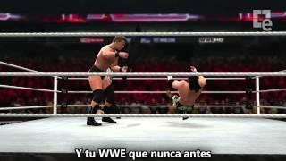 Minisatura de vídeo nº 1 de  WWE 13