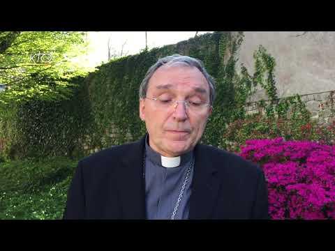 """Mgr Dognin : """"Pâques, une espérance extraordinaire"""""""
