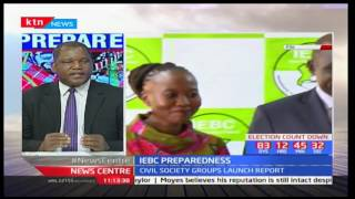 Rasi Masudi-Director Voter Education, IEBC discusses the strides being taken by IEBC before August