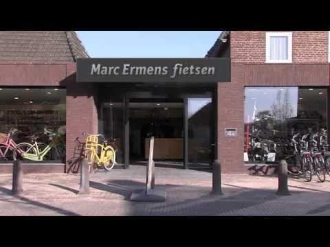 Marc Ermens fietsen Oploo