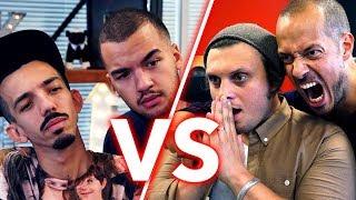 STORY CONTEST vs BIGFLO & OLI