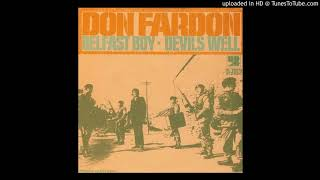Don Fardon - Belfast Boy       1970