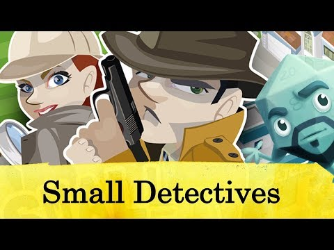 Small Detectives Review - with Zee Garcia