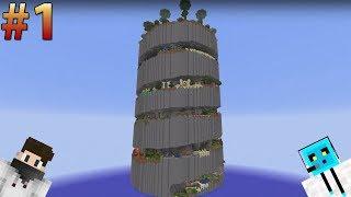Minecraft Parkur Haritası - Parkour Spiral Bölüm 1