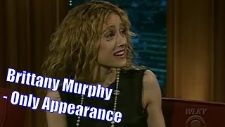 Brittany Murphy - Very Very Very Sweet - Only Appearance