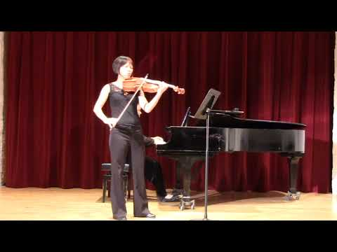 Suite for Viola and Piano by Ernst Bloch - IV. Molto Vivo