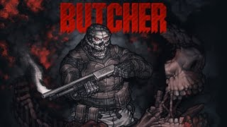 Picture of a game: Butcher