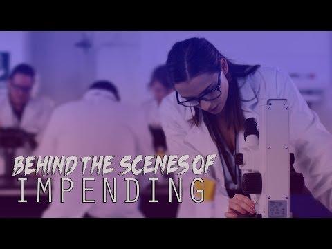 IMPENDING | A Short Film by Matt Jeston (2017) BTS