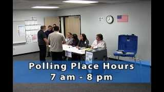 Voting at the Polls