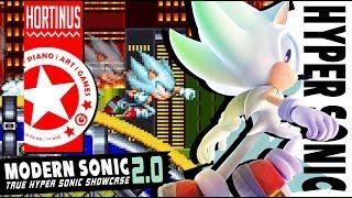 ✪ True Hyper Sonic Showcase | Sonic Mania (1080p @60 FPS) ✪