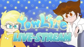 YOWLIVE STREAM #2  + Special Guest BlessedMop|| YowLife | -Lora Vicious Work