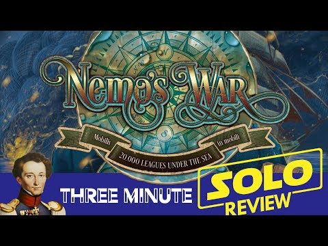 Nemo's war in about 3 minutes