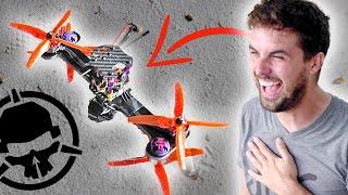 BONE DRONE! - The Secret to Smaller Gaps?? ????